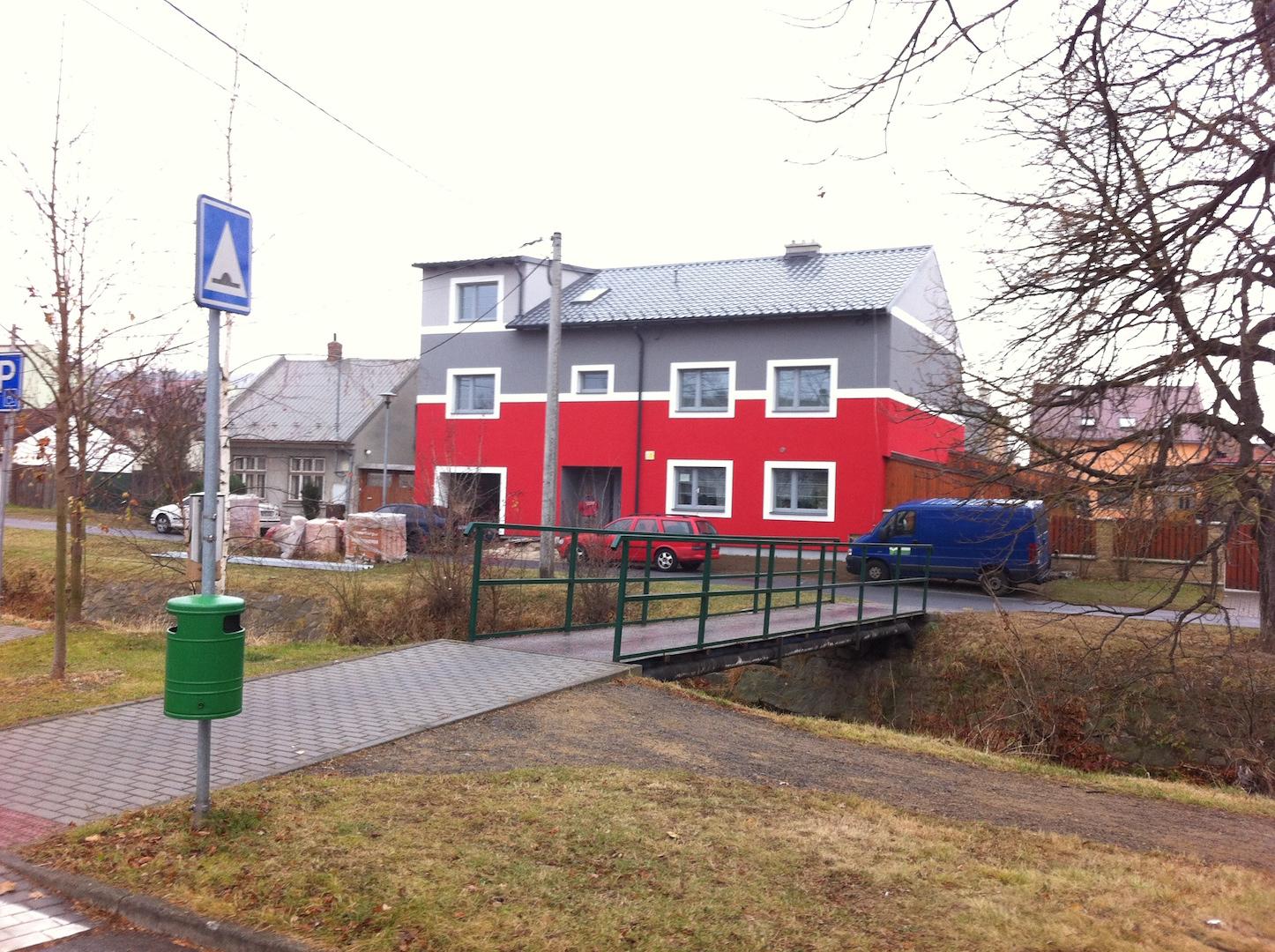 přístavba rodinného domu Bystřice pod Hostýnem