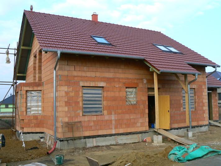 výstavba rodinného domu Rokytnice