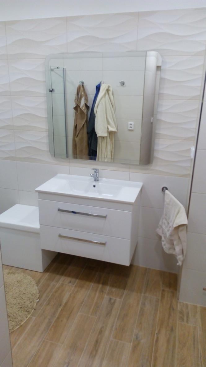 Rekonstrukce koupelny Rokytnice
